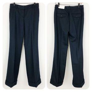 Loft NWT Marisa Wool Trousers  B